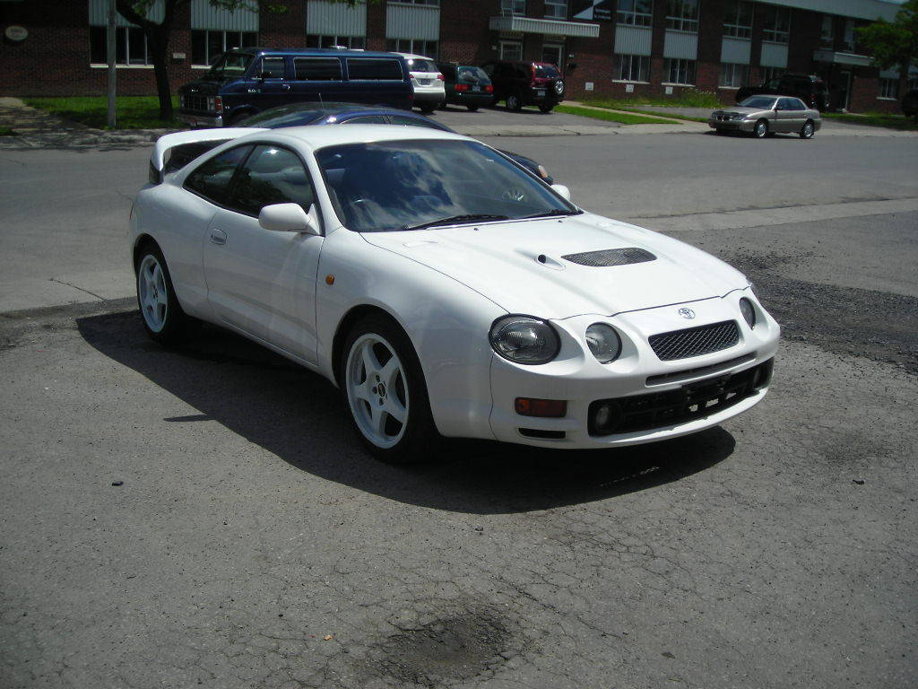 Toyota Celica GT-Four Coupe 1994